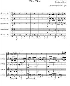 La Música de Cámara en la Iniciación Musical