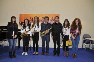 Concierto nuevos músicos 2013