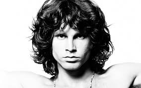 """Riders on the storm"" Jim Morrison."