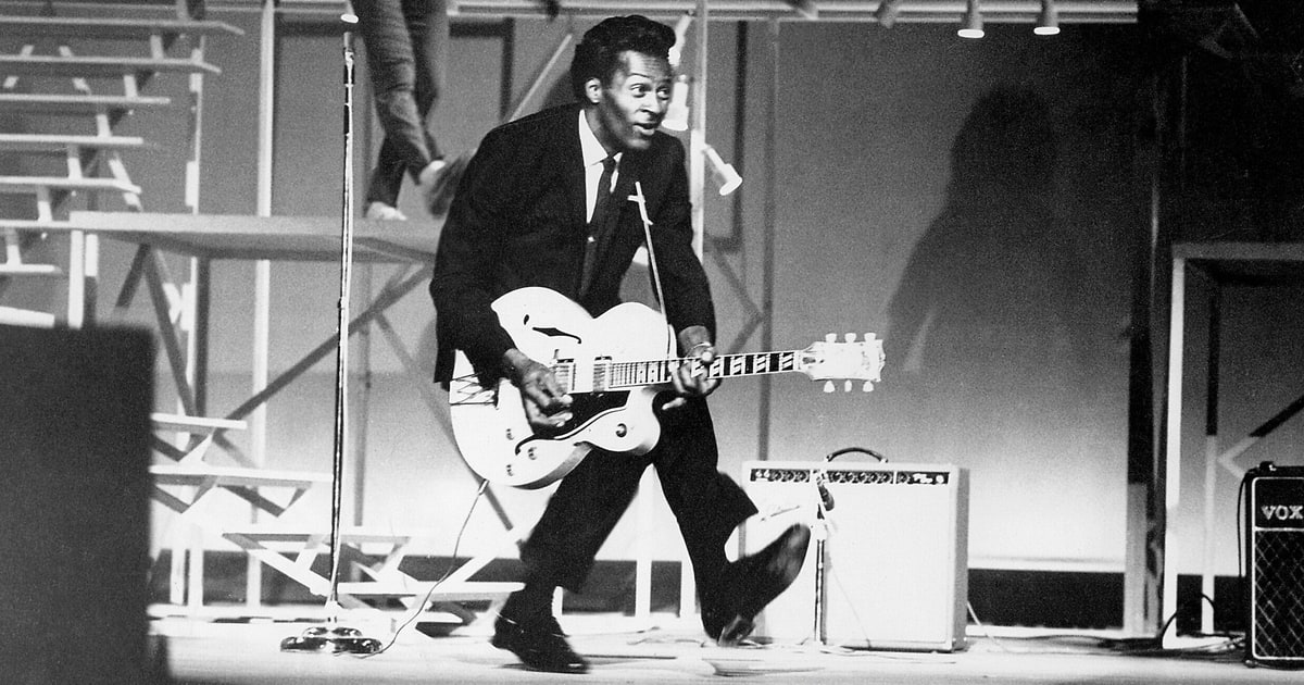 Chuck Berry, Johnny B. Goode