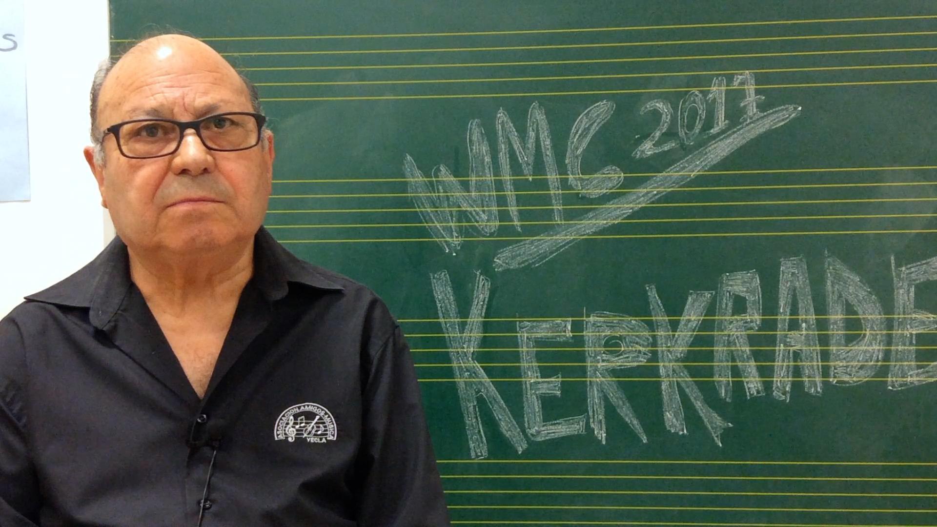 KERKRADE 2017: JOSÉ CANO MEDINA – VIOLONCHELO