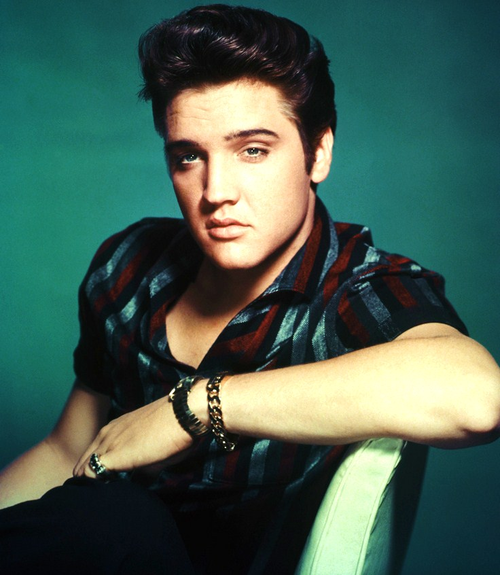 SUSPECIUS MINDS (MARK JAMES) POR ELVIS PRESLEY