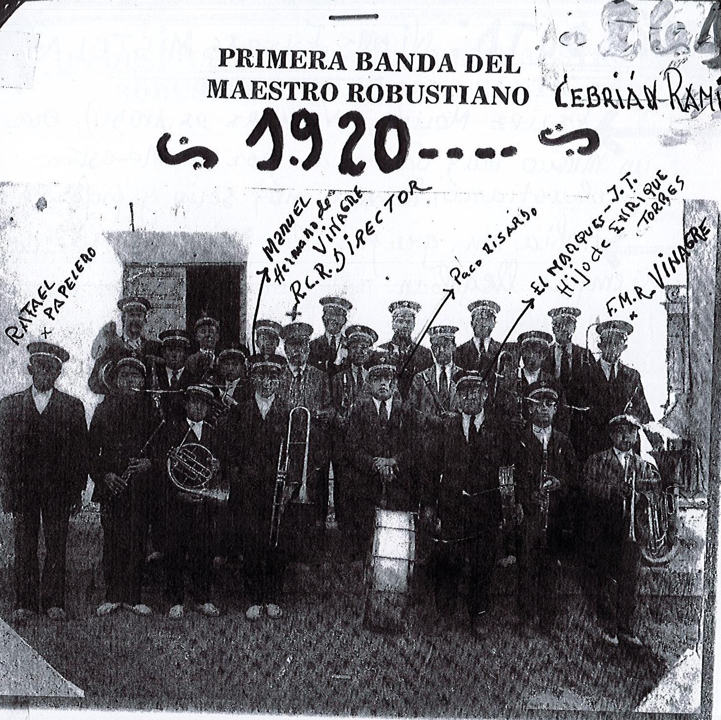 150 AÑOS DE LA BANDA MUNICIPAL DE MÚSICA DE ONTUR (1868-2018) (I)