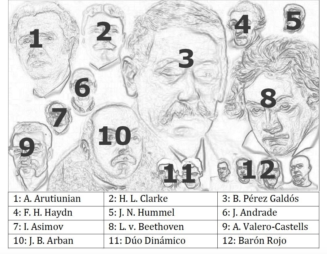 CONCIERTO GALDOSIANO para dos trompetas y orquesta (nº 3) (2020-AV93)