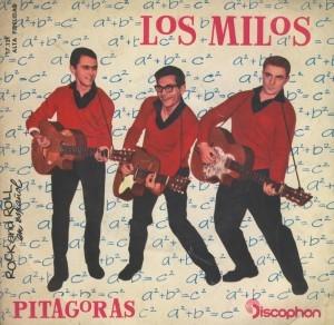 """EL GRUPO MUSICAL """"LOS MILOS"""" Y SU CANTANTE EMILIO BALDOVÍ MENÉNDEZ """"BRUNO LOMAS"""""""